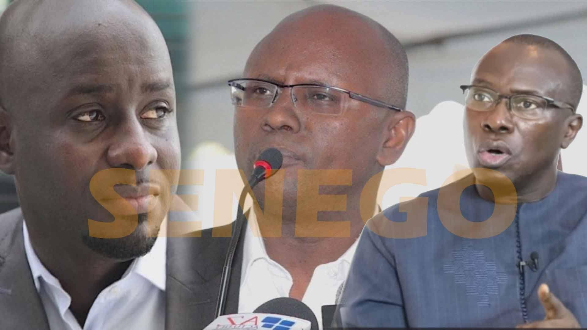 morale, Moussa Sy, Soulyemane Ndéne Ndiaye, Thierno Bocoum