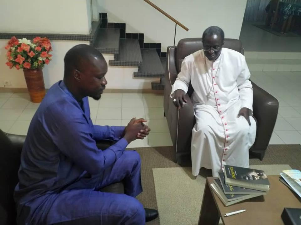 Mon seigneur BenjaminNdiaye, Ousmane Sonko, Pastef, Photos, politique, religion