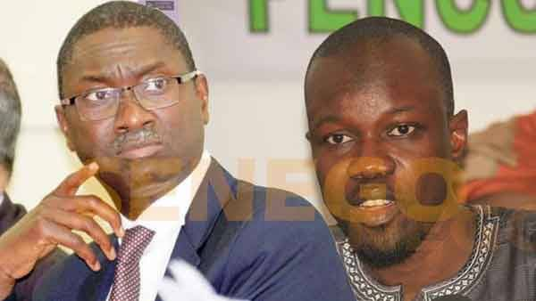 candidat, Daesh, Ismaïla Madior Fall, Ousmane Sonko
