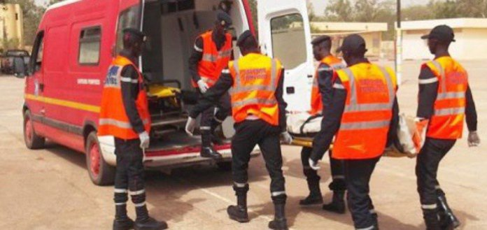 3morts, accident, Bambey, Ndiaga Ndiaye