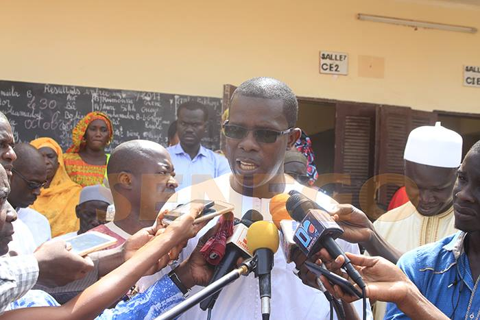 50 millions, à yoff, Abdoulaye Diouf Sarr décaisse, rentrée scolaire