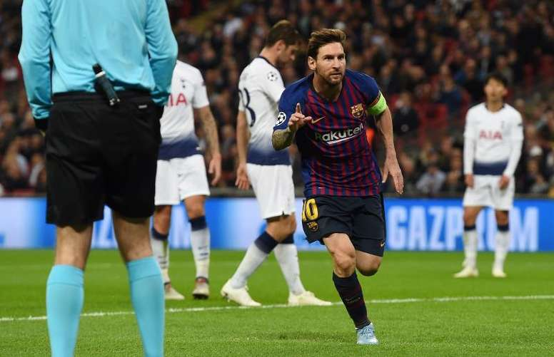 Barcelone, ligue des champions, Messi