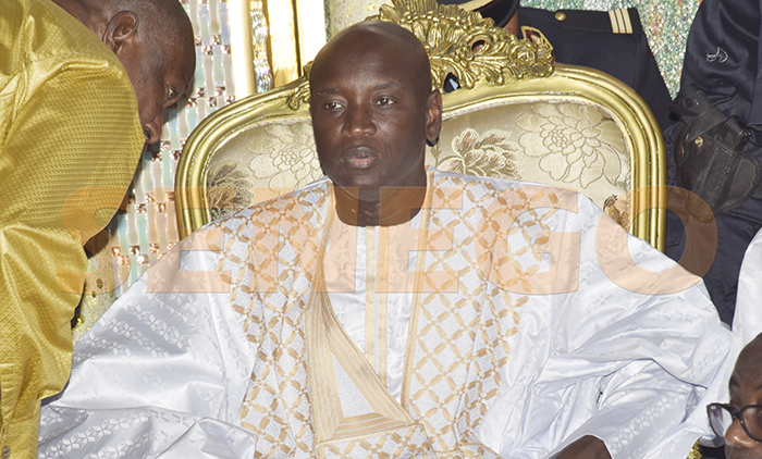 Aly Ngouille Ndiaye, Blaise Diagne, Macky Sall, Magal Touba