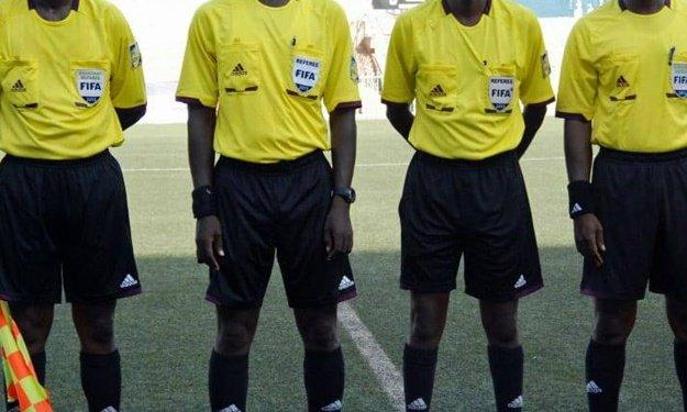 Arbitre, Sénégal, Soudan