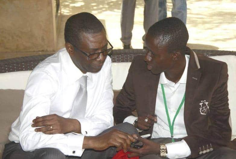 Babacar Ndaw Faye, Démission, GFM, spirale