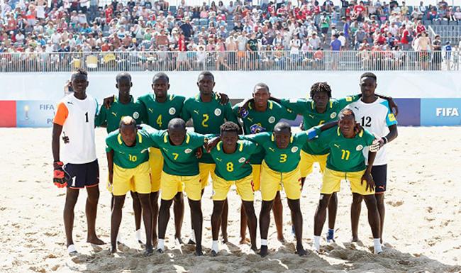 CAN 2018 de Beach Soccer, le Sénégal dans le groupe du Nigeria