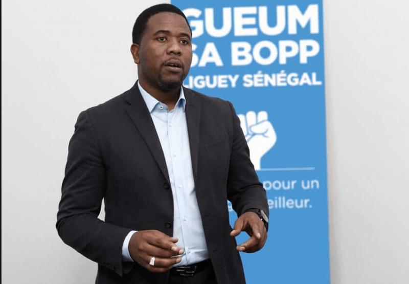 Bougane, Ousmane Sonko