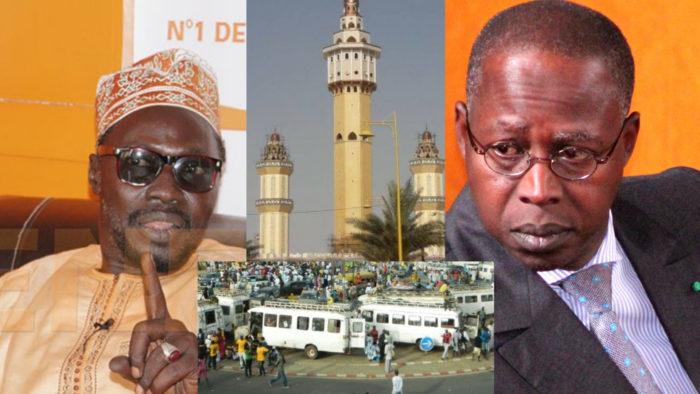 a permis à des centaines de pèlerins, le premier ministre Boune Dionne, rallier la Sainte Ville, Trajet Kaolack-Touba