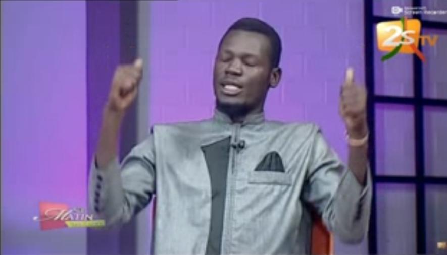 Cheikhou Oumar Comédien