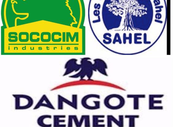 Augmente, Ciment, Dangote, Fermé, gouvernement, Prix, Sahel, Sococim, yeux