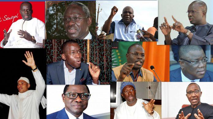 Candidats, parrainage, Présidentielle, Signatures