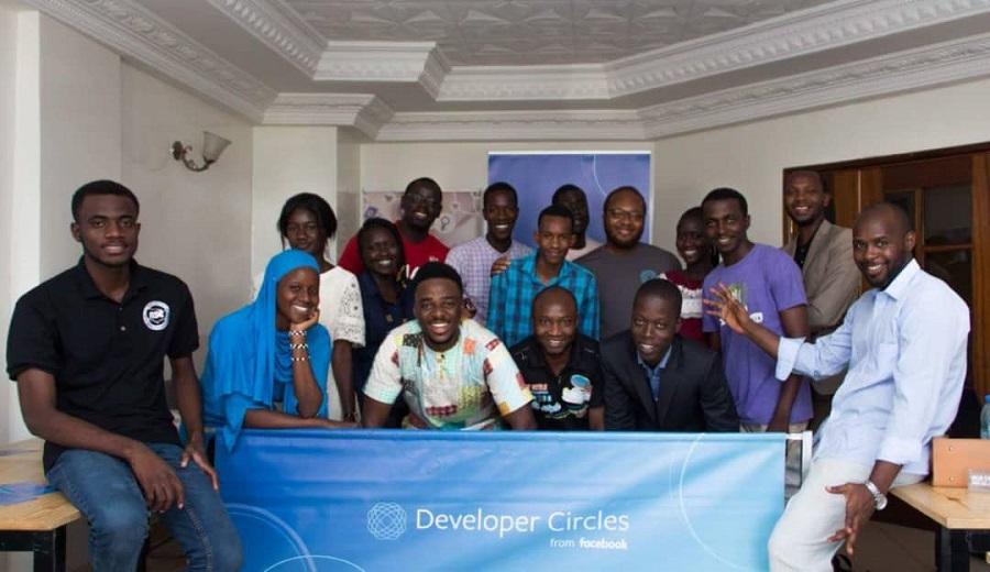 developer circle, écosystème, Facebook, Sénégal