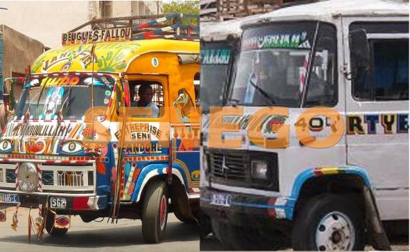 cars rapides, fourrière, Ndiaga Ndiaye