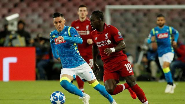 composition, Football, Liverpool, Sadio Mané, Sénégal, Sports
