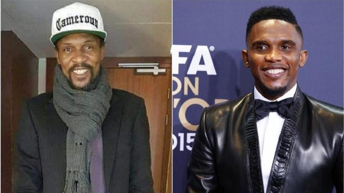 Paul Biya, Rigobert Song, Samuel Eto'o, Vote