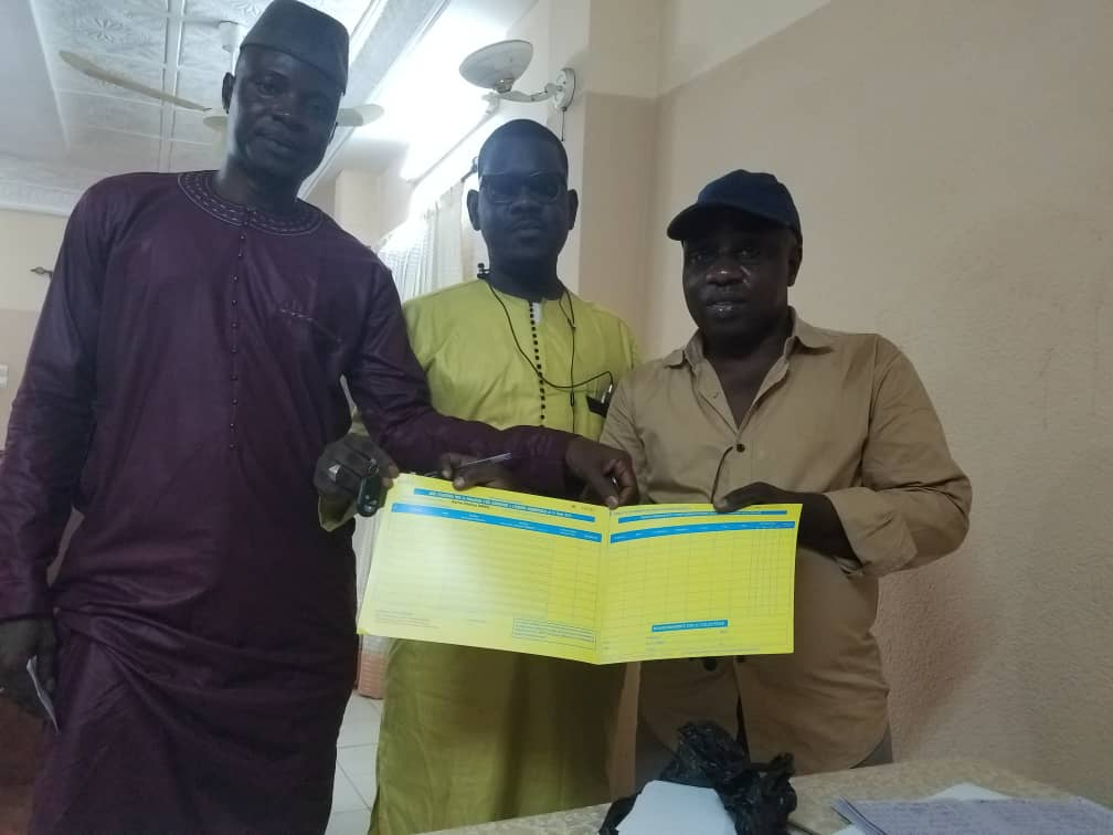 la collecte de Signatures, La Fédération PDS du Mali, le candidat Karim Wade