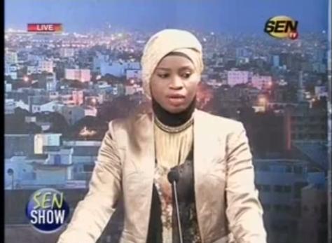 Démission, Ndeye Astou Gueye, Sen Tv