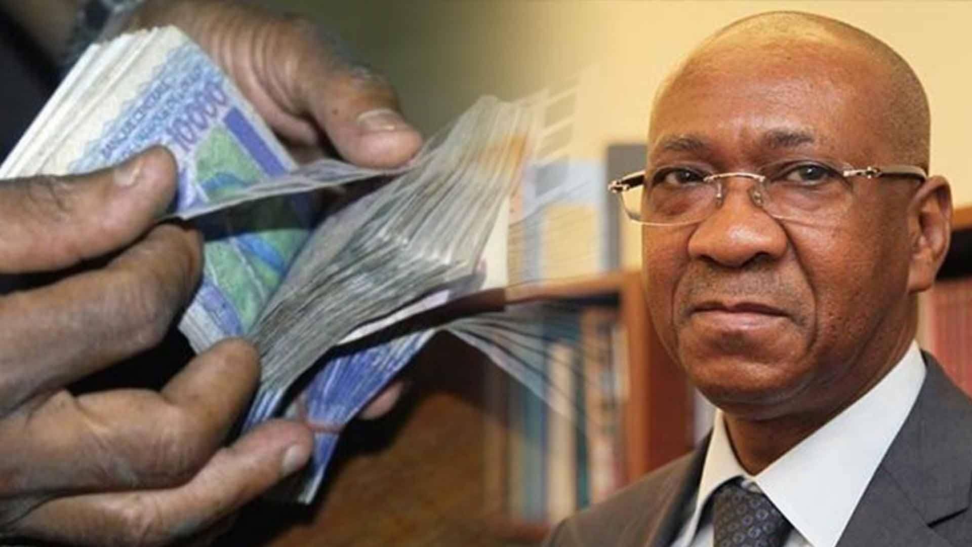 cheikh adjibou soumaré, Economie, problèmes, Sénégal