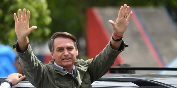 Jair Bolsonaro, président brésil