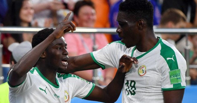 Football, Ismaila Sarr et Moussa Wagué, Sénégal, Sports