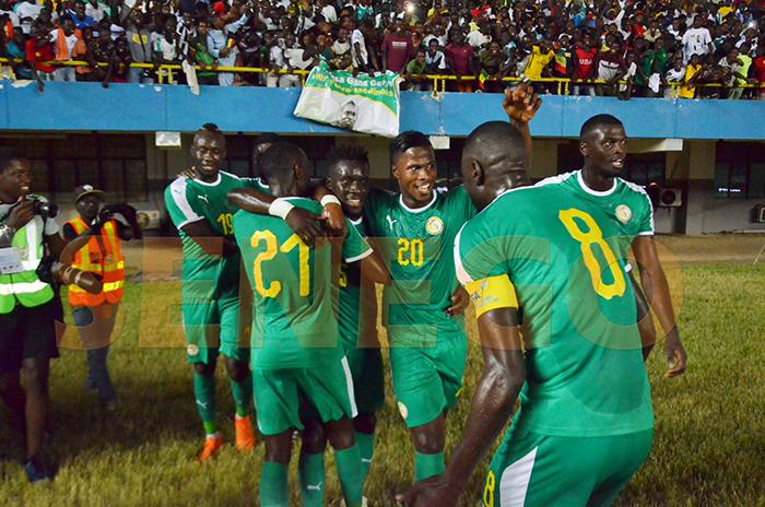 afrique, Football, Sénégal
