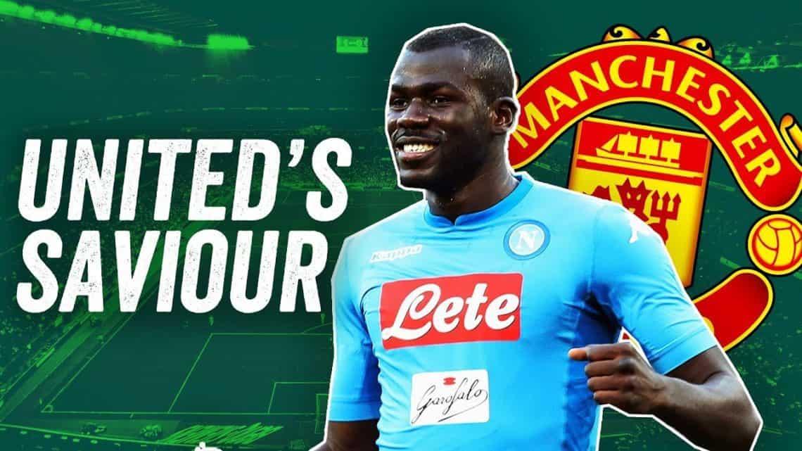 foot, kalidou koulibaly, kalidou koulibaly short-list de manchester united, kk26, Transfert