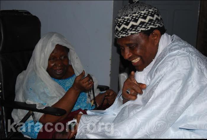 décédé, Mere, Serigne Modou Kara Mbacké