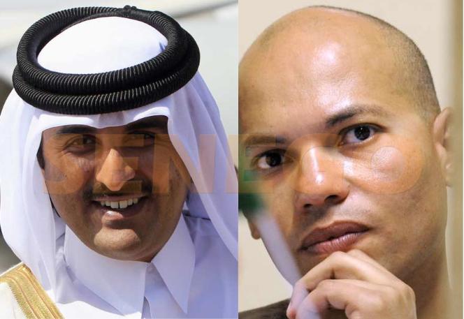 il prenne le pouvoir, Les Qataris peuvent donner 1000 milliards, Moustapha Fall Ché, Retour de Karim