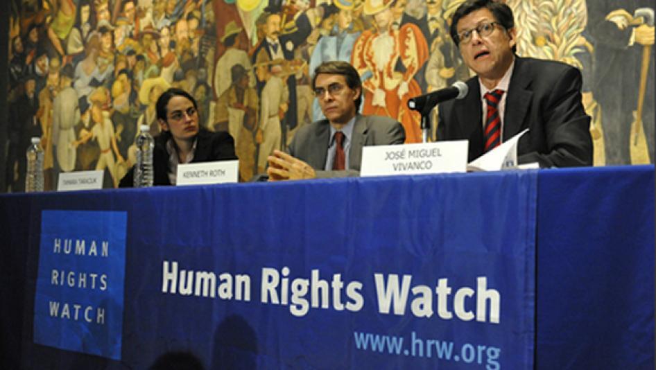 harcèlement sexuel, Human Rights Watch, Serigne Mbaye Thiam