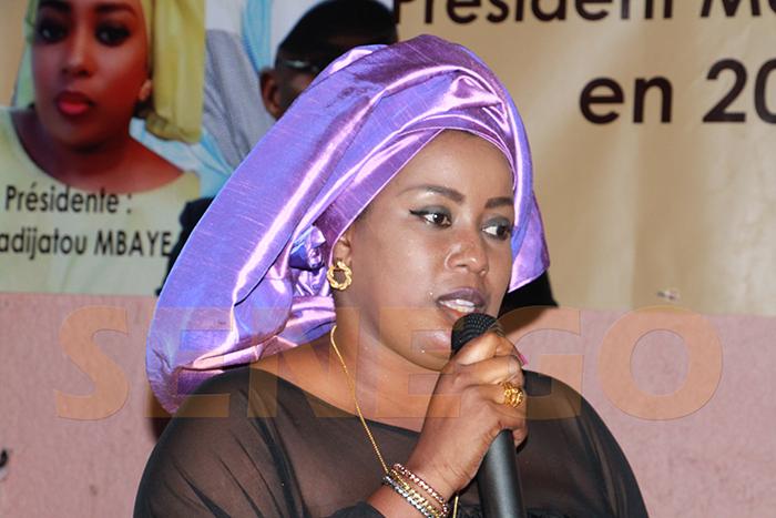 association les linguères de marième faye sall, Cheikh Ba, khadijatou mbaye, Macky Sall, Thierno Bâ