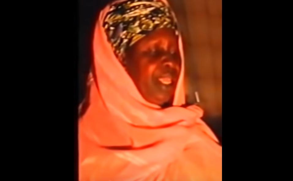 la mère, Modou Kara mbacké