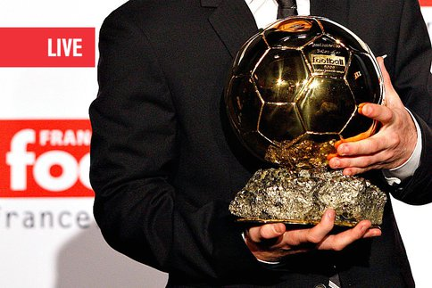 2018 Ballon d'or Football Sports