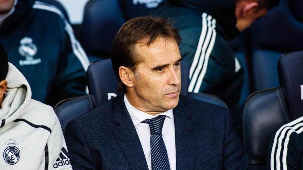 Football, Julen Lopetegui, Mercato, real Madrid, Sports