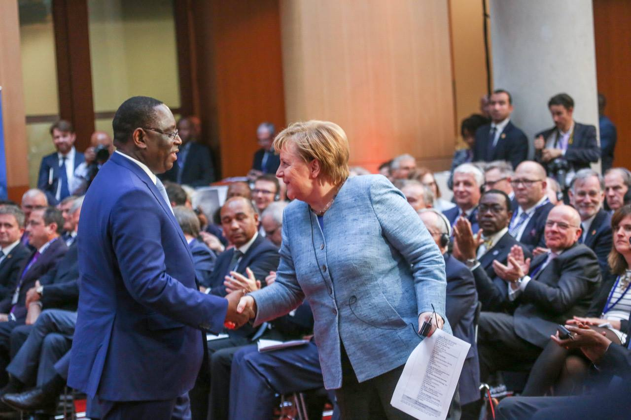 l'investissement Compact With Africa, Macky Sall, Sommet du G20