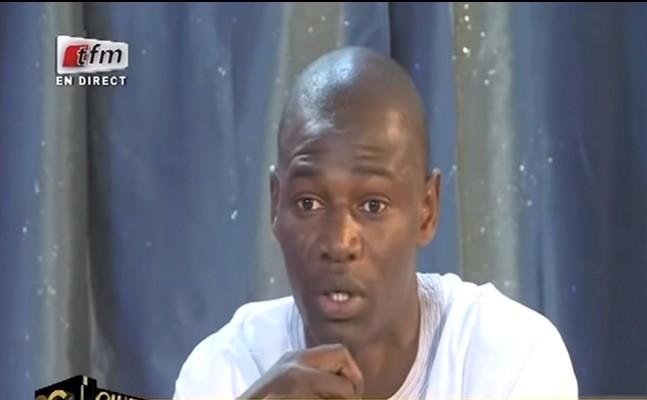Mamadou Ndiaye, mariage, Tfm