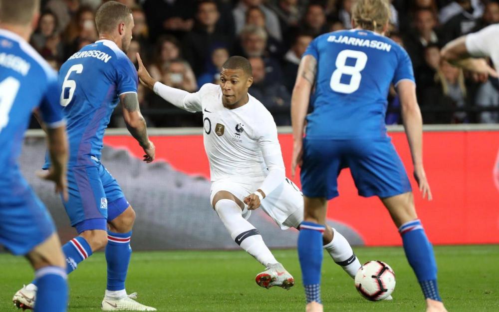 Bleus, France-Islande, Match nul