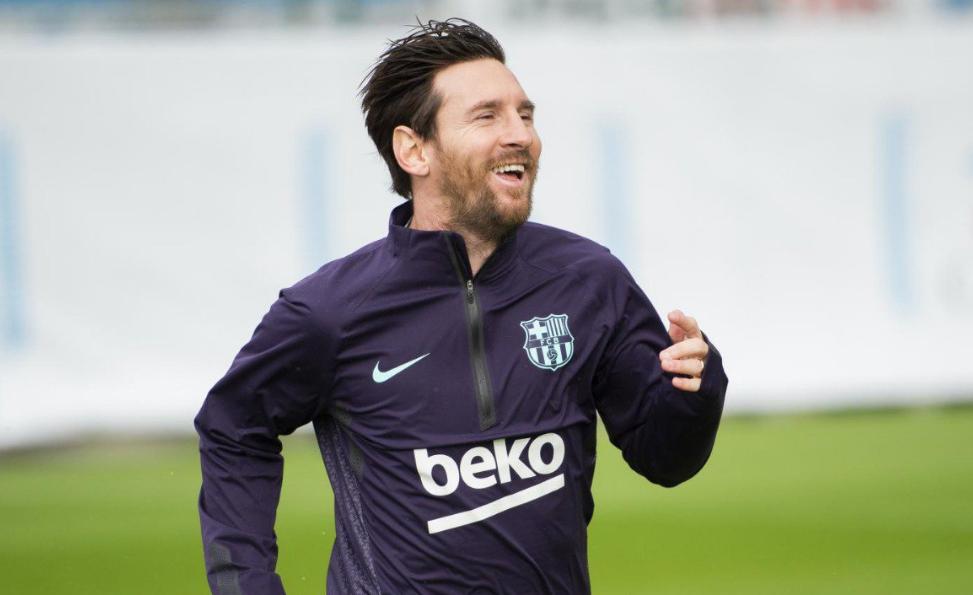 Javier Tebas souhaite la création du trophée Lionel Messi — Liga