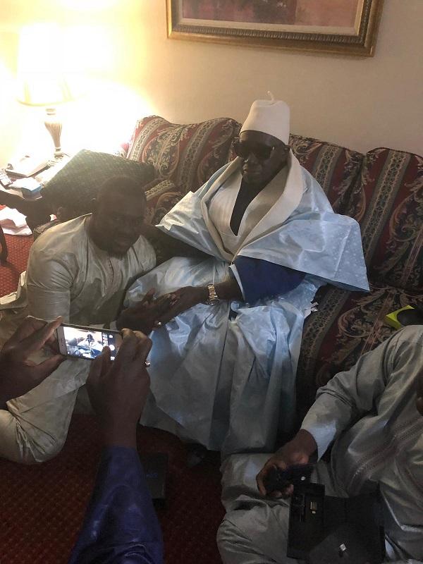 cadeau, homme d'affaire, papa gora lô, Serigne Abo Mbacké, Usa