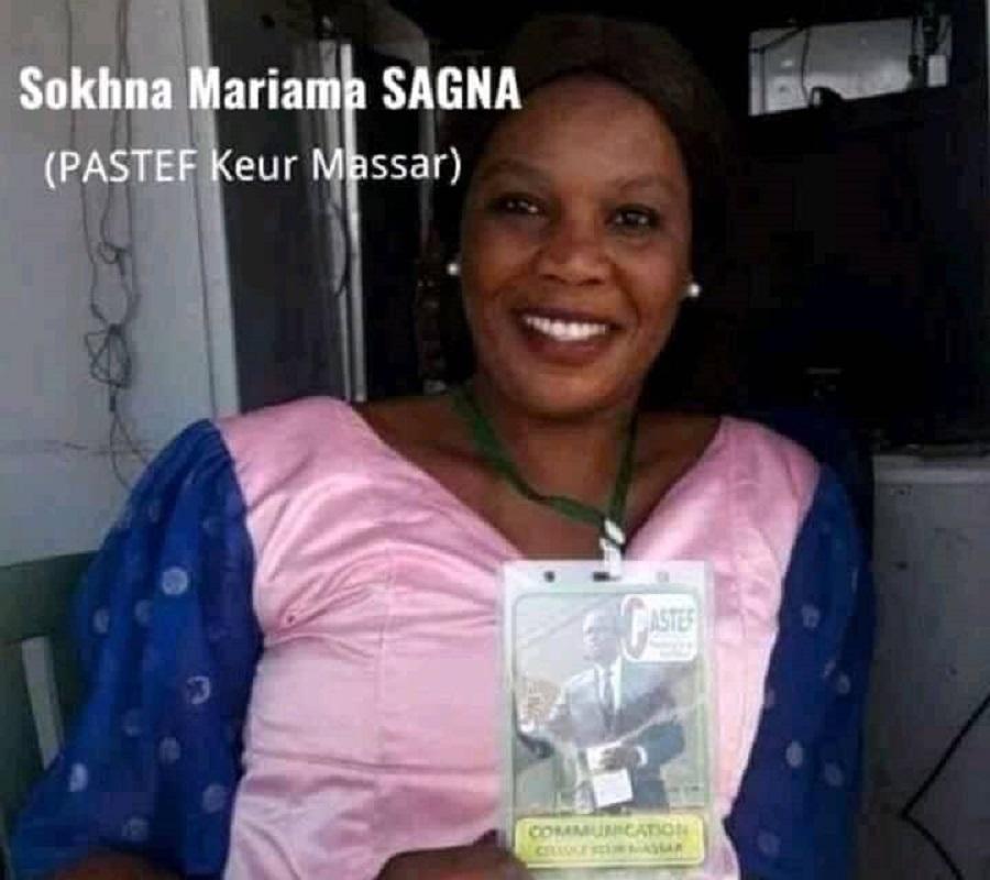 ADHA, Mariama Sagna