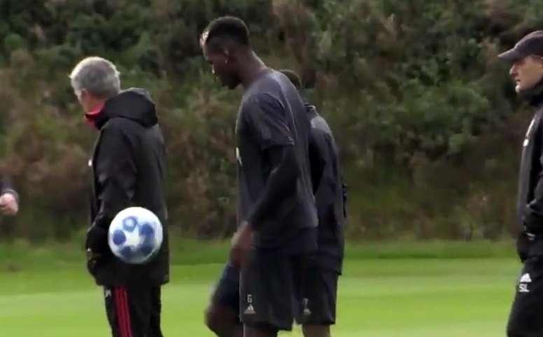 Manchester United, Mourinho, Pogba