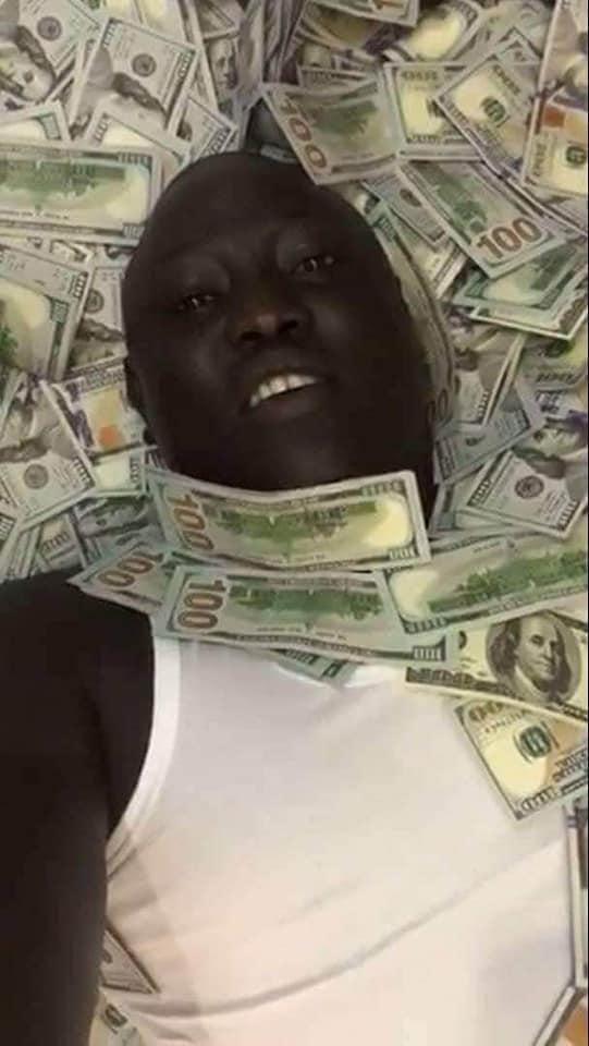 Fils du Président, Soudan
