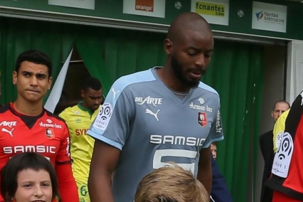 Abdoulaye diallo, Gardien, Rennes