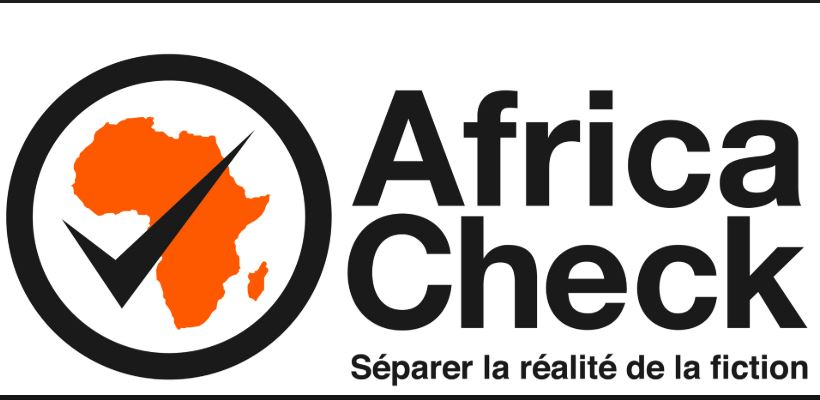 Abdoulaye Mbow, Afrique du Sud, Prix Fact Checking 2018