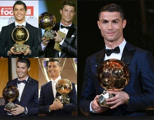 30 nominés, Ballon d'or