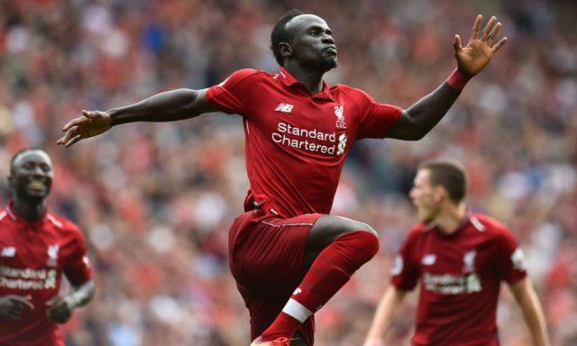 50 buts, africians, Premier league, Sadio Mané