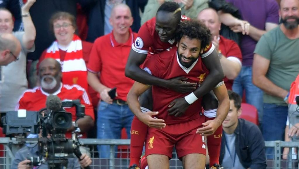 Ballon d'or 2018, Mohamed Salah, Sadio Mané