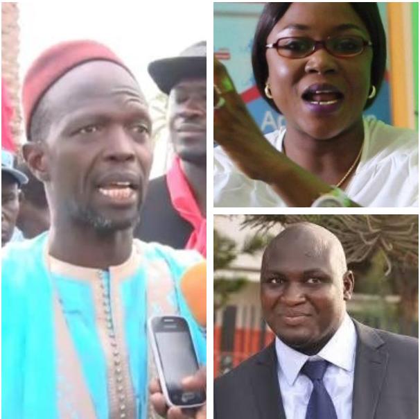 Les trois députés désignés par Me Wade, Me Madické Niang, plitique, Sénégal