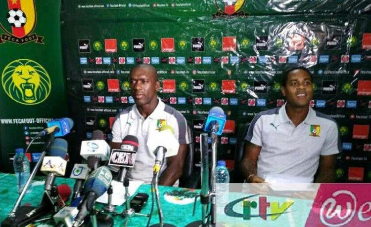 Éliminatoires CAN 2019, foot, lions du cameroun, Lions indomptables, liste des 23 du cameroun, Seedorf