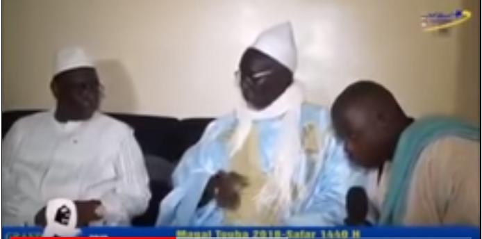Macky Sall, Serigne Moussa Nawël, vérités