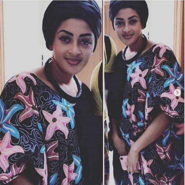 habillée, Magal 2018, Sokhna Aidara